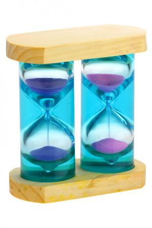 Сувенирные песочные часы