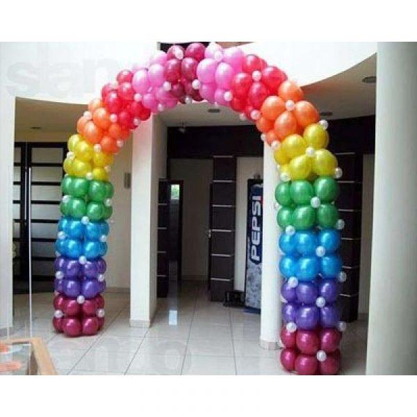 Аэродизайн - арка из шаров №10