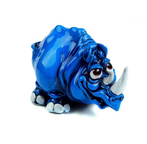 Копилка «Синий носорог»
