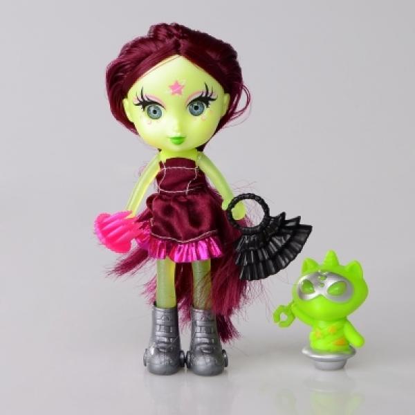Кукла «Инопланетянка» 17см