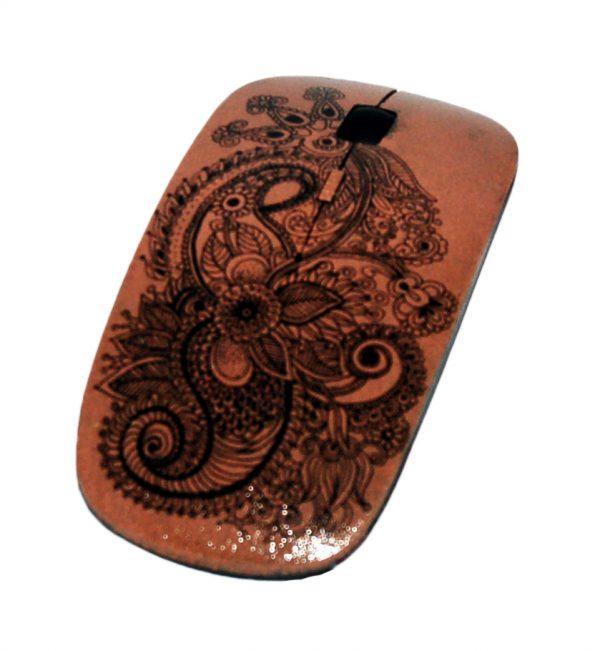 Мышка для компьютера «Орнамент»