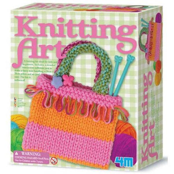 Набор для творчества «Искусство вязания»
