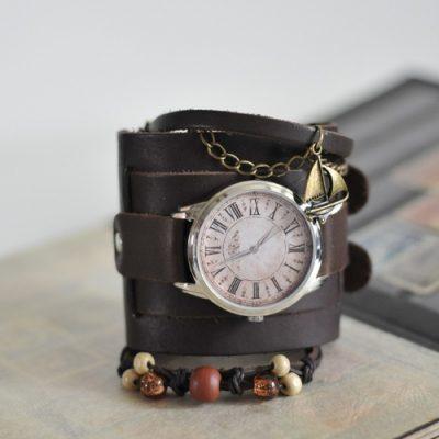 Наручные часы с браслетами «Винтаж»