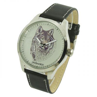 Наручные часы «Волк»