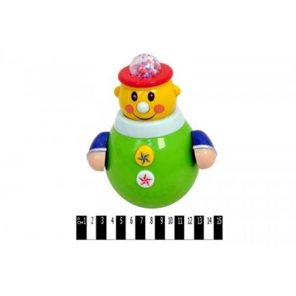 Неваляшка - музыкальный клоун