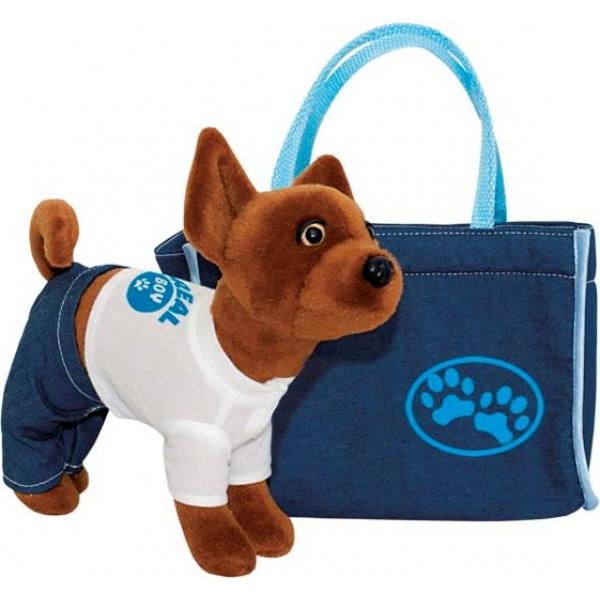 Пёсик в сумочке