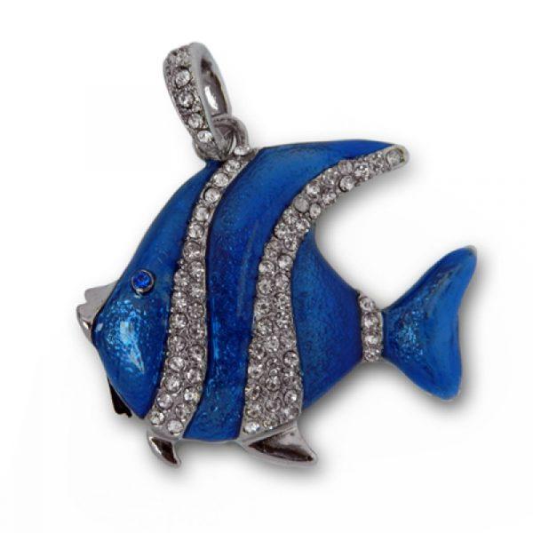 Прикольная флешка «Рыбка гламур», 8 Гб
