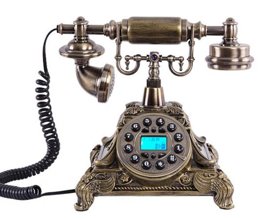 Ретро - телефон