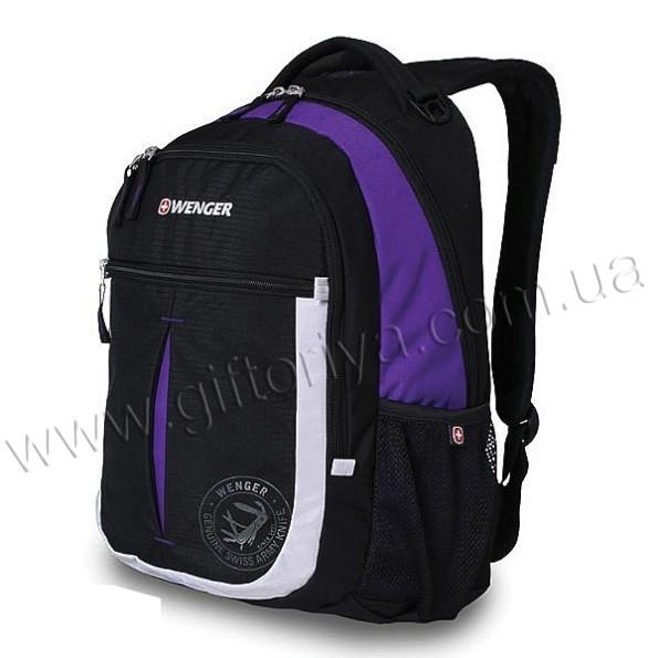 Рюкзак Wenger чёрный