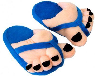 Тапочки «Супер-ноги»