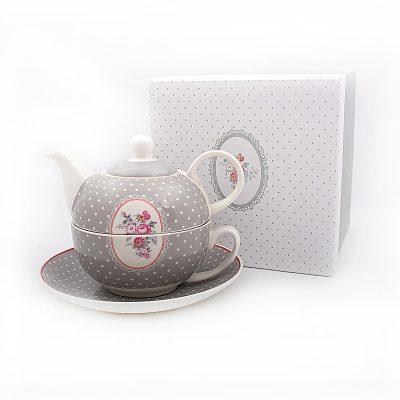 Чайный набор в подарочной коробке