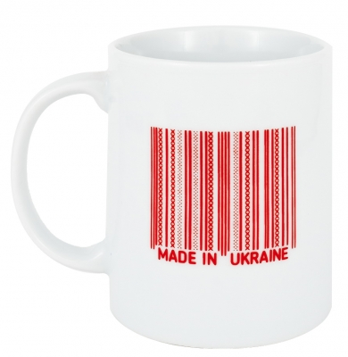 Чашка Amai «Made in Ukraine»