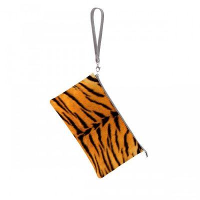 Клатч на руку «Шкура Тигра»