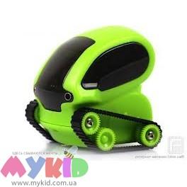 Микроробот DeskPets «Tankbot» зеленый