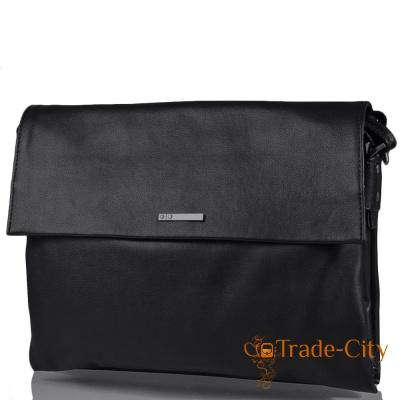 Мужская сумка через плечо из качественного кожзама ТМ MІС