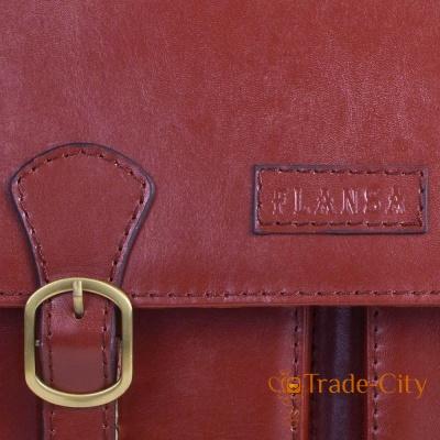 Мужской кожаный портфель Eterno, коллекция Flansa