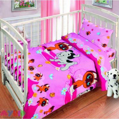 Набор постельного белья от ТМ Союзмультфильм baby «Ручеек»
