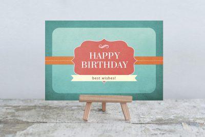 Открытки «С Днем рождения!»