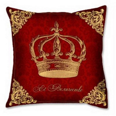 Подушка «Её Величество»