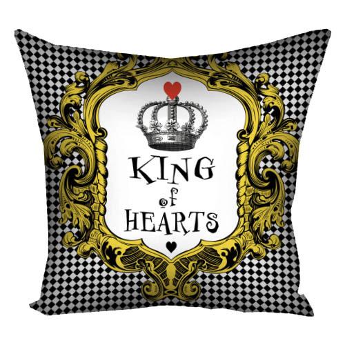 Подушка «Король моего сердца»