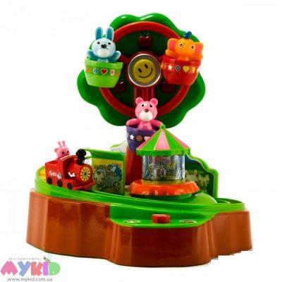 Развивающая игрушка «Чудо - парк» Расти малыш