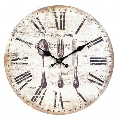 Ретро-часы «Кухня»