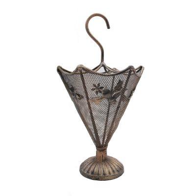 Салфетница металлическая «Зонтик»