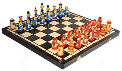 Шахматы Madon «Matreshki»