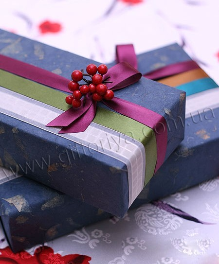 Упаковка подарка средних размеров «Standart» 2 тип