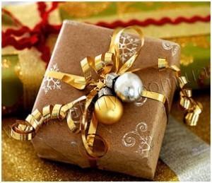 Упаковка подарка Standart, 2 тип