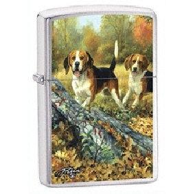 Зажигалка Zippo «Beagles»