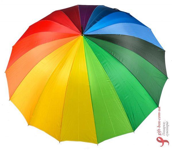 Зонт-трость Rainy Days «Rainbow»