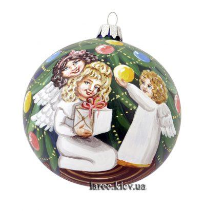 Елочный шар «Тайна Рождества»