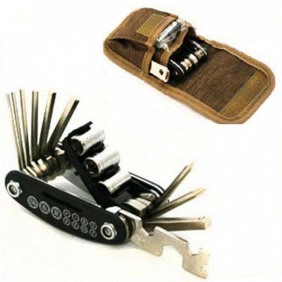 Набор инструментов для велосипеда «Веломультик»