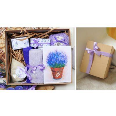 Подарочный набор «Лаванда Арома»