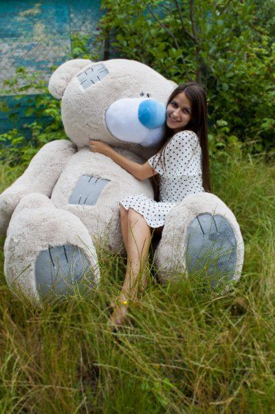 Плюшевый медведь «Ричард» 250 см