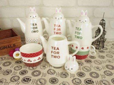 Чайный набор «Зайка»