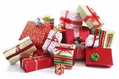 Красочная упаковка для вашего подарка