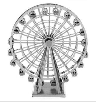 Металлический конструктор «Чертово Колесо»