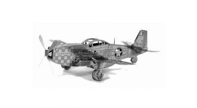 Металлический конструктор «P-51 Mustang»