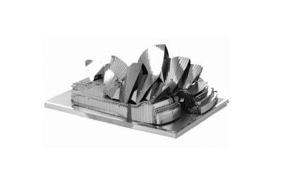 Металлический конструктор «Сиднейская Опера»
