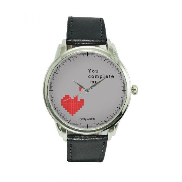 Парные наручные часы You complete me