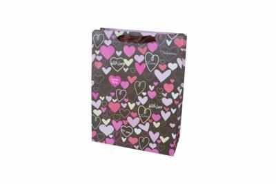 Подарочный пакет Valentine 35см