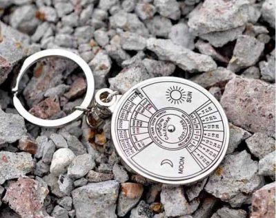 Брелок для ключей «Вечный календарь»