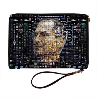 Чехол для iPad «Стив Джобс»
