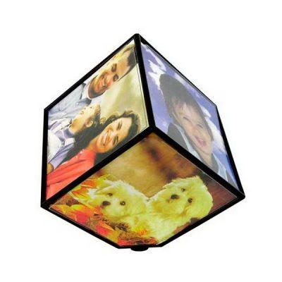 Фоторамка «Вращающийся куб»
