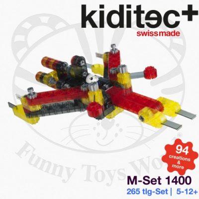 Конструктор Kiditec «Space fighter»