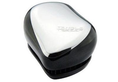 Расческа Tangle Teezer «Compact Styler» серебро