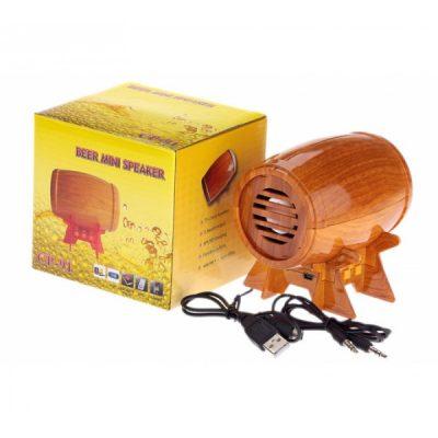 Спикер MP3 «Пивная бочка»