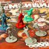 Настольная игра «Зомбицид»